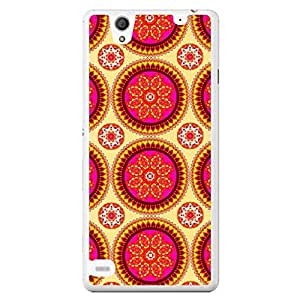 a AND b Designer Printed Mobile Back Cover / Back Case For Sony Xperia C4 (SONY_C4_2975)