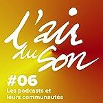 Les podcasts et leurs communautés (L'Air du son 6) | Andréane Meslard,Salomé Kiner