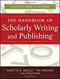 img - for The Handbook of Scholarly Writing and Publishing book / textbook / text book