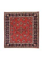 L'Eden del Tappeto Alfombra Yazd Rojo / Multicolor 231  x  226 cm