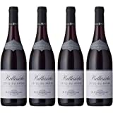 【4本セット】 M.シャプティエ コート・デュ・ローヌ ルージュ ベルルーシュ2014 750ml 赤ワイン ミディアムボディ