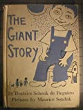 img - for The giant story book / textbook / text book