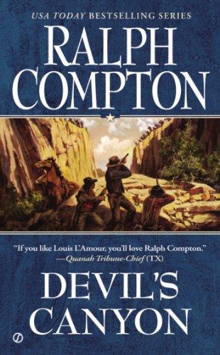 Ralph Compton: Devil's Canyon (Devils Gunslinger Series compare prices)