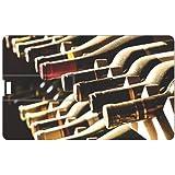 Design Worlds Design Credit Card 16 GB Pen Drive Multicolor - B01GL29S9E