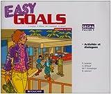 echange, troc Aubriet-P - Easy Goals Palier 1 Segpa CD Audio