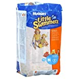 Huggies Little Swimmers Disposable Swimpants, Medium (24-34 lb), Disney, 11 ct.