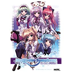 Mashiroiro Symphony: Color of Lovers Complete Coll