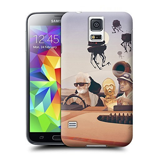 Unique Phone Case Exquisite magical pattern Fear and Loathing on Tatooine Hard Cover for samsung galaxy s5 cases-buythecase by heywan