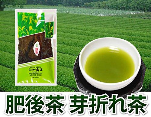 熊本県益城産 肥後茶 芽折れ茶50g×2