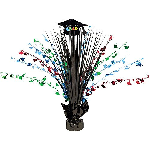 Multicolor Grad Centerpiece