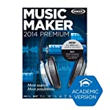 MAGIX Music Maker 2014 Premium (Academic Version) [Download]