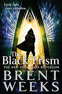 The Black Prism by Brent Weeks ebook deal