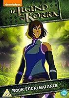 Legend of Korra: Book 4: Balance