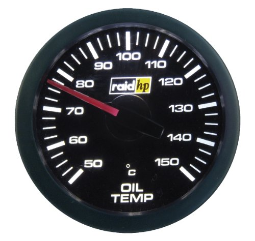 660175 Zusatzinstrument Öltemperaturanzeige Serie Sport