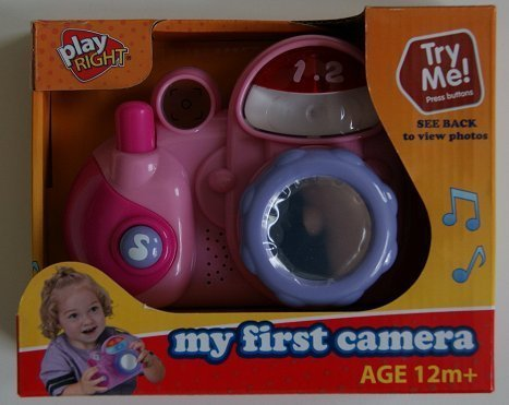 My First Camera Baby Toy