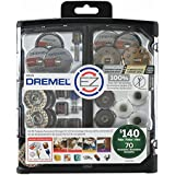 Dremel EZ725 All-Purpose Accessory Storage Kit, 70-Piece
