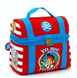 Disney Jake and the Never Land Pirates Boys Lunch Bag