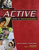 img - for ACTIVE Skills for Communication 1: Student Text/Student Audio CD Pkg. book / textbook / text book