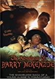 Cover art for  The Adventures of Barry Mckenzie