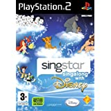 SingStar Singalong with Disney (PS2)by Sony