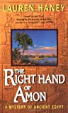 The Right Hand of Amon (0380792664) by Haney, Lauren