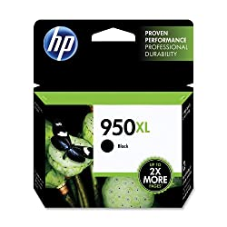 HP 950XL CN045AN#140 Officejet Ink Cartridge-Black