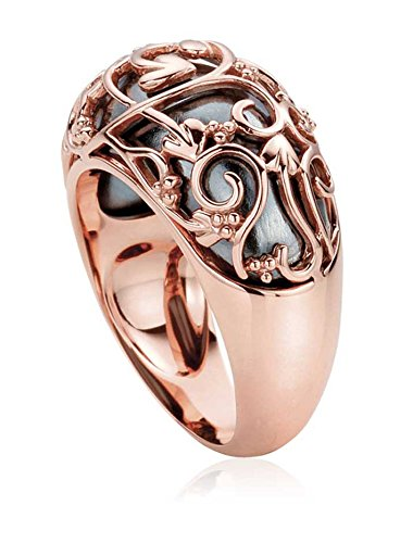 Clogau Gold Sterling Silver Am Byth Ring