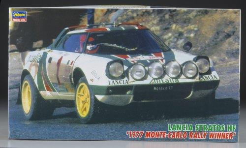 Hasegawa 1/24 Lancia Stratos