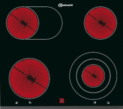 bauknecht epv 7640 in glaskeramik kochfeld lightronic 1 dreikreis 1 br ter kochzone 60 cm. Black Bedroom Furniture Sets. Home Design Ideas