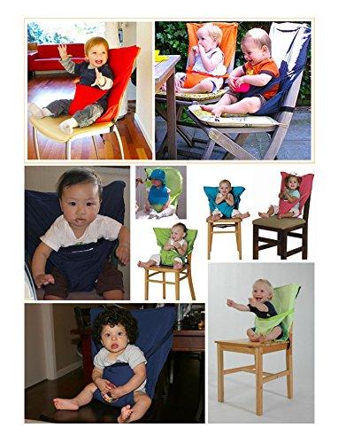 botetrade hochstuhl baby tragbarer stuhl sitzgurt. Black Bedroom Furniture Sets. Home Design Ideas