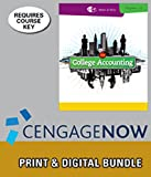 Bundle: College Accounting, Chapters 1-27, 21st + CengageNOW(TM), 2 terms Printed Access Card