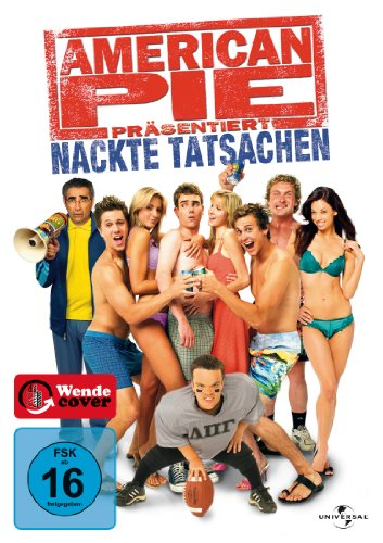 American Pie Presents: The Naked Mile [Alemania] [DVD]