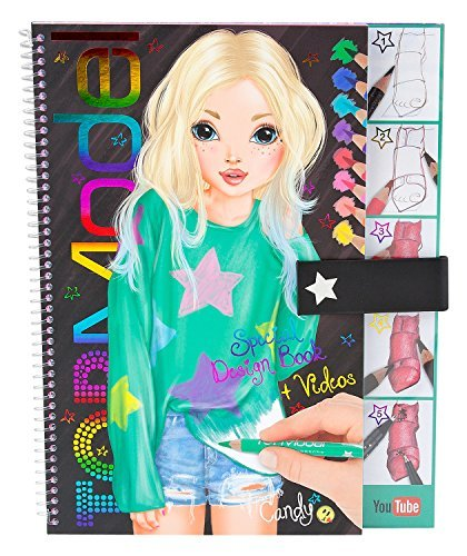 TOP Model Special Design Book and Videos by Top Model (Top Model Design Book compare prices)