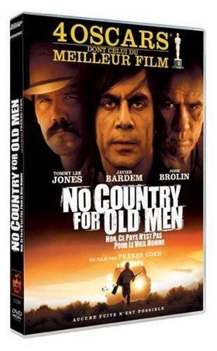 No country for the old men : Non, ce pays n'est pas pour le Vieil Homme