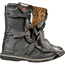 2013 Fly Racing Maverik Adventure/ATV Boots (11) (BLACK)