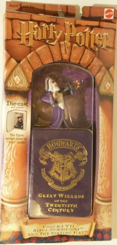 Buy Low Price Mattel Harry Potter Hogwarts Collectiables Figure & Die-cast Box (B00005NP4S)