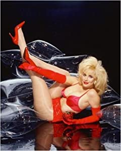 RHONDA SHEAR 8X10 COLOR PHOTO