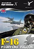 F-16 Fighting Falcon Add-On for FS 2004/FSX (PC CD)