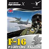 F-16 Fighting Falcon Add-On for FS 2004/FSX (PC CD)by Aerosoft