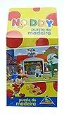 Official Noddy 24 Piece Wooden Jigsaw Puzzle 21cm x 29cm - Mr Sparks Garage