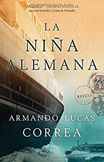 Book Cover: La niña alemana