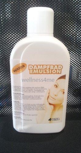 Sauna Dampfbad Duft Emulsion Konzentrat 1000 ml. für Biosauna Dampfofen, Bioofen, Kombiofen