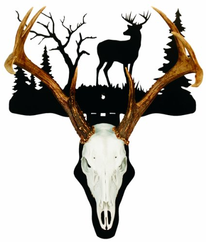 HQ Taxidermy BUC005 Standing Buck Skull Mount