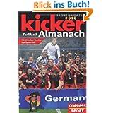 Kicker Fußball-Almanach 2010: Mit aktuellem Bundesliga-Spieler-ABC