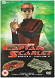 Gerry Anderson's New Captain Scarlet: Series 2 - Volume 3 [DVD]