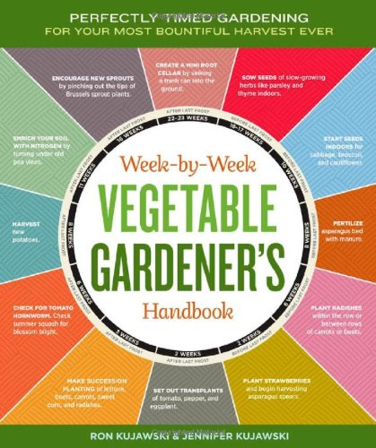 The Week-by-Week Vegetable Gardener's Handbook: Make the Most of Your Growing Season