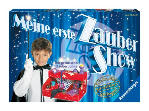 Ravensburger 21939 - Meine erste Zaubershow (Zauberkasten)