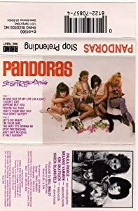 Pandoras Stop Pretending