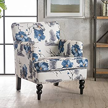 Christopher Knight Home 300439 Boaz-CKH Arm Chair, Floral Print