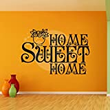 Sweet Home Wall Sticker Decal One - B00O9VX9M2